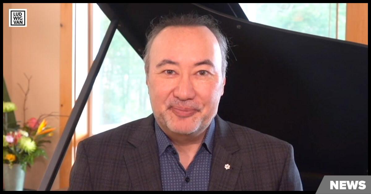 Jon Kimura Parker, Artistic Director of Honens