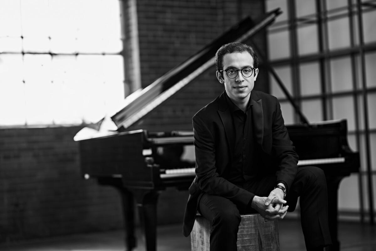 Nicolas Namoradze (Photo: Nathan Elson)