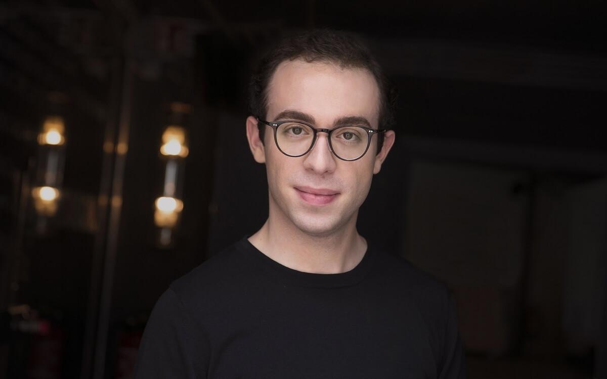 Nicolas Namoradze (Photo: Neva Navaee)