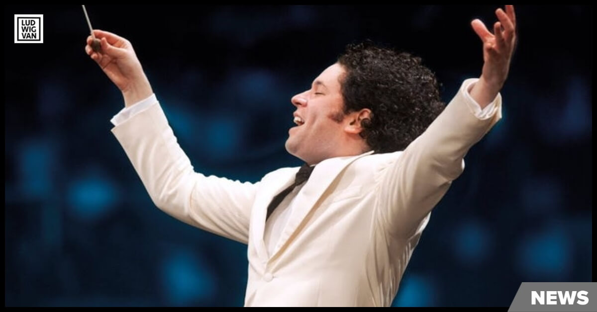 Gustavo Dudamel (Photo courtesy of the LA Phil)