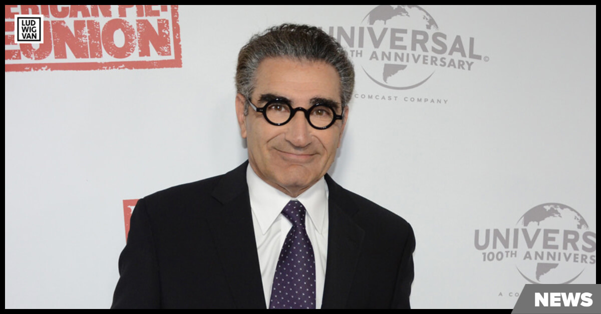 Photo: Eugene Levy at American Reunion Premiere In Melbourne. (Photo: Eva Rinaldi/Flickr)