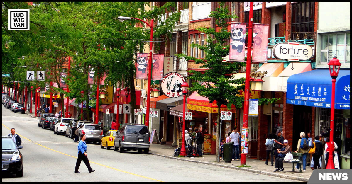 Vancouver's Chinatown (Photo: Creative Commons Attribution-Share Alike 3.0)