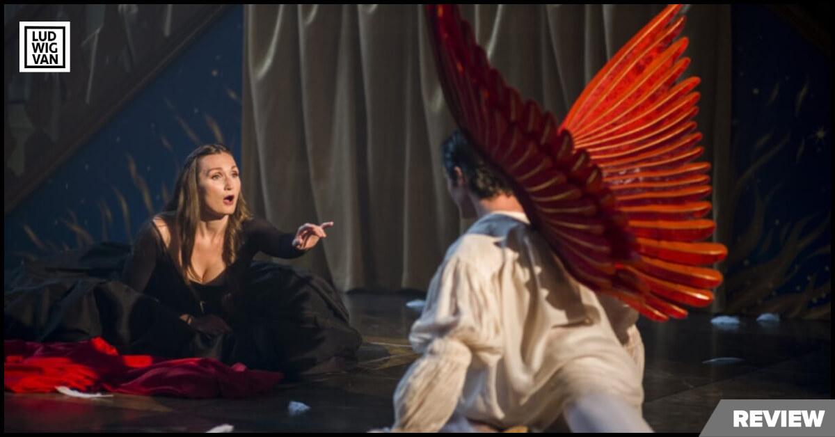 Opera Atelier The Resurrection Artists of the Atelier Megan Lindsay, Tyler Gledhill (Photo: Bruce Zinger)