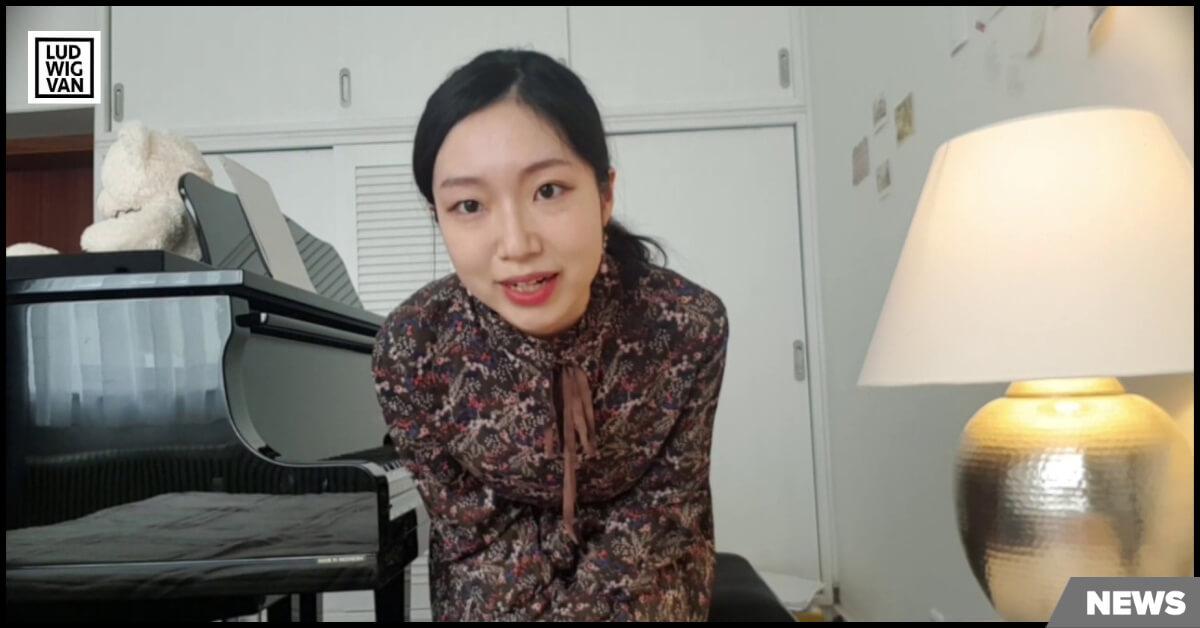 South Korean pianist Su Yeon Kim, winner of CMIM Piano 2021