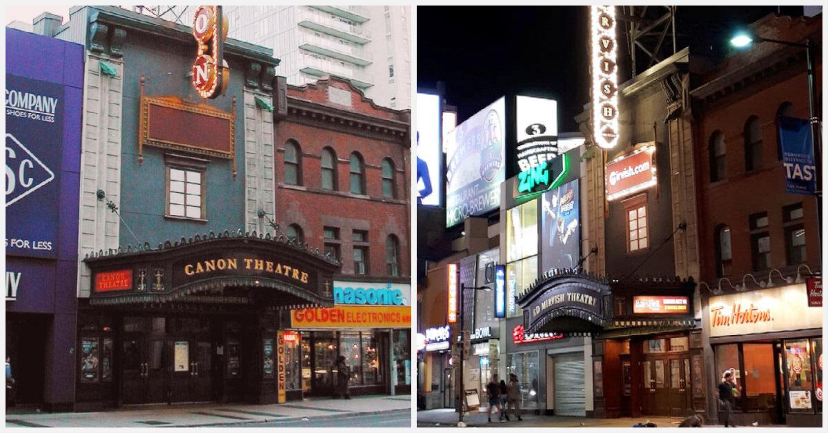 Toronto theatres
