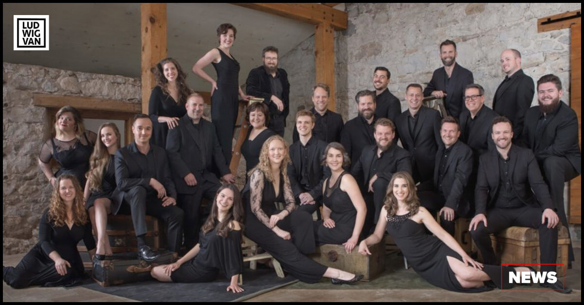 The Elora Singers (Photo courtesy of the Elora Festival)