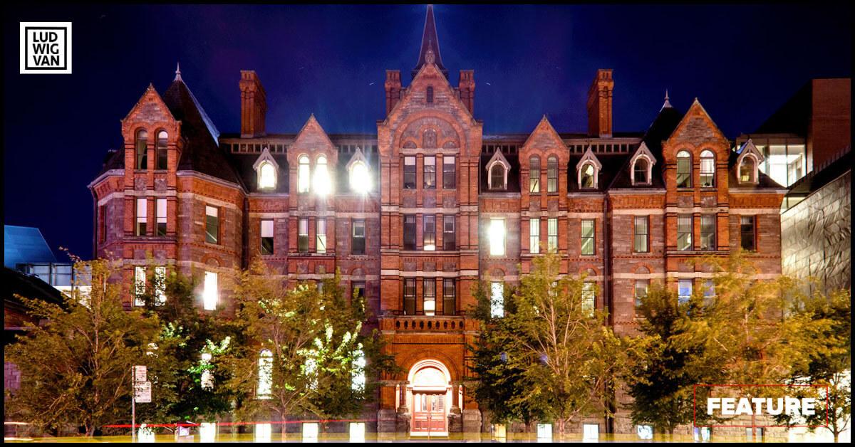 Royal Conservatory of Music (Photo: Wikipedia /Creative Commons Share Alike 3.0)