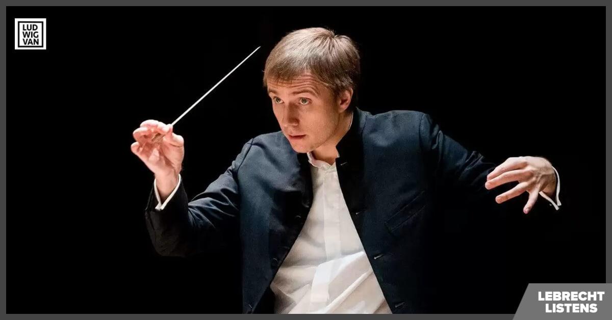 Vasily Petrenko Photo: Mark McNulty