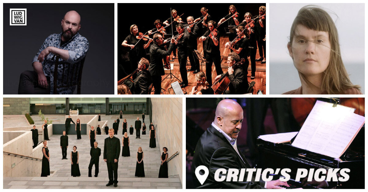 Classical music and opera events for the week of August 16–22, 2021.