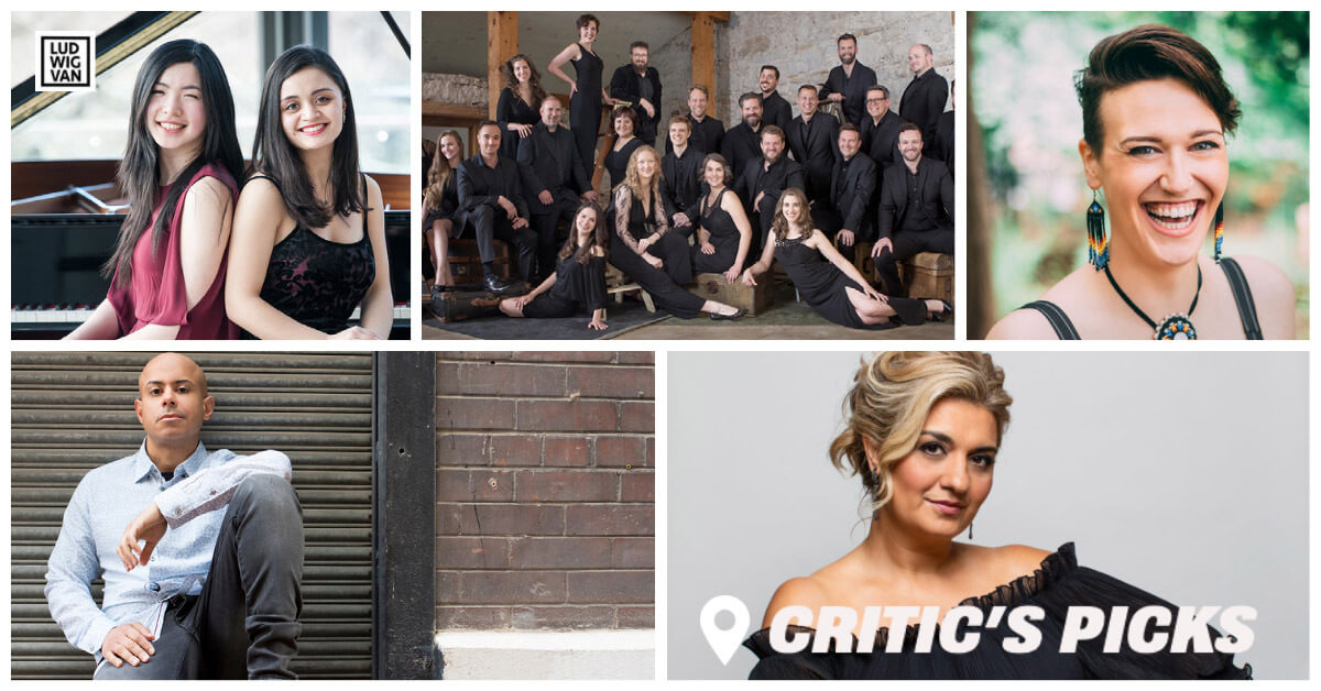 Classical music and opera events for the week of August 2–8.