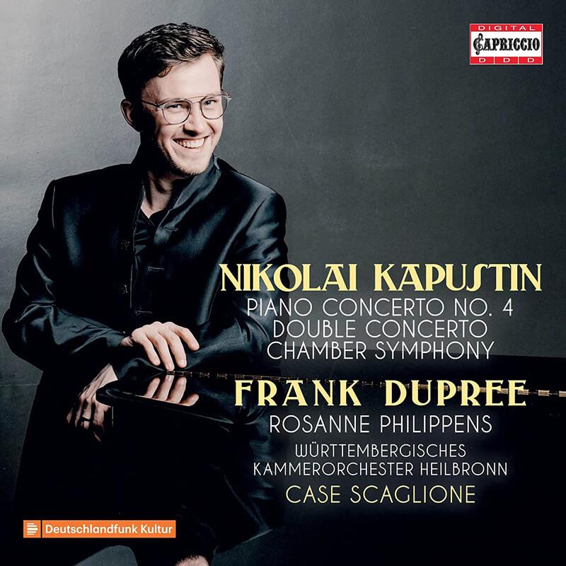 Nikolai Kapustin - Orchestral Works CD
