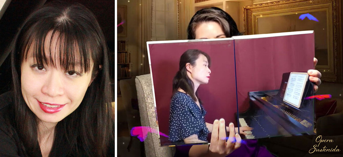 Opera Sustenida - Suzanne Yeo