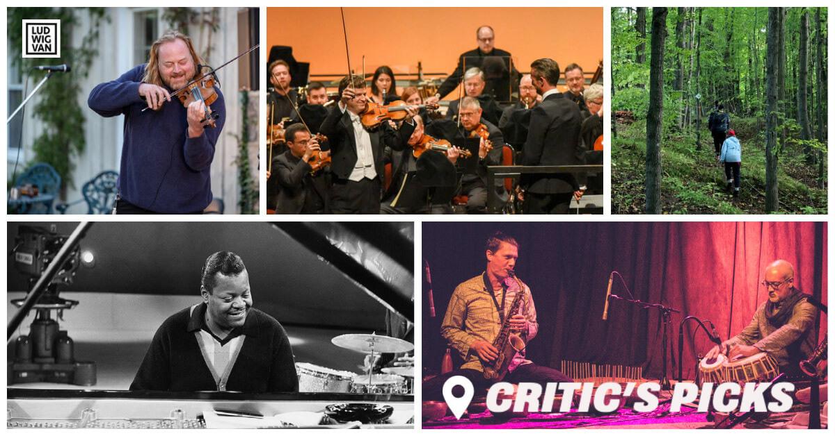 Eventos de ópera y música clásica para la semana del 13 al 19 de septiembre.