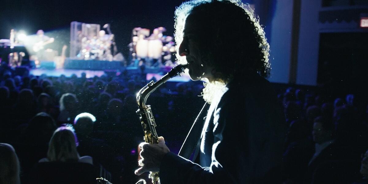 'Listening to Kenny G' (Image courtesy of TIFF)
